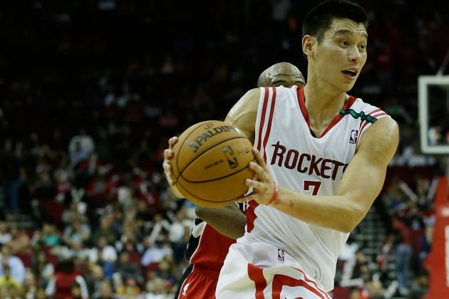 Jeremy Lin: Rockets Point Guard Won't Realize True Potential in Houston
