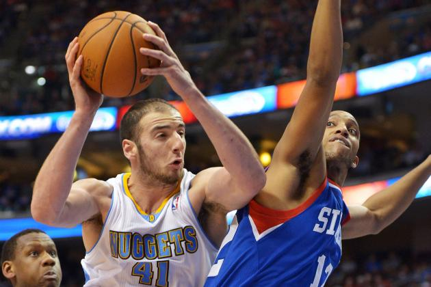 An homage to Hoosiers, a look at Denver Nuggets C Kosta Koufos