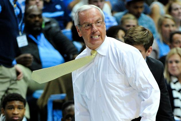 UNC, Louisville Part of 2013 Hall of Fame Tip-off Tournament