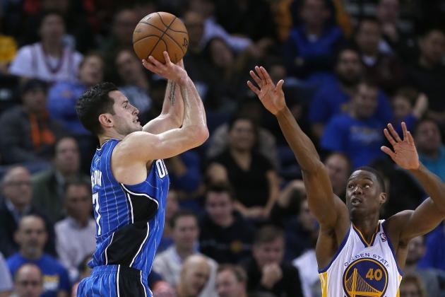 J.J. Redick Embraces Key 4th-Quarter Role for the Magic