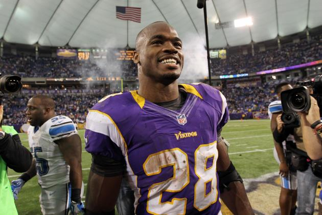 Adrian Peterson, Not Peyton Manning, Deserves Comeback Player of the Year Award
