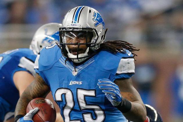 Back to the Drawing Board for Lions' Run Game
