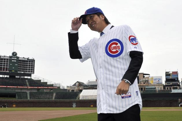 Cubs Waiting to Put Fujikawa in the Ninth-Inning Spotlight