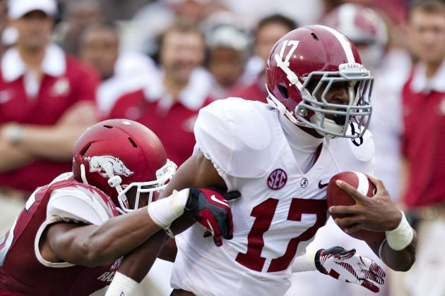 Freshman Year Allowed RB Kenyan Drake to Improve on and off the Field