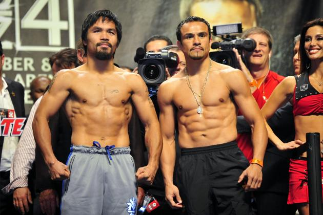 Pacquiao vs. Marquez 4 Sells out MGM Grand, 1 Million PPV Buys Expected