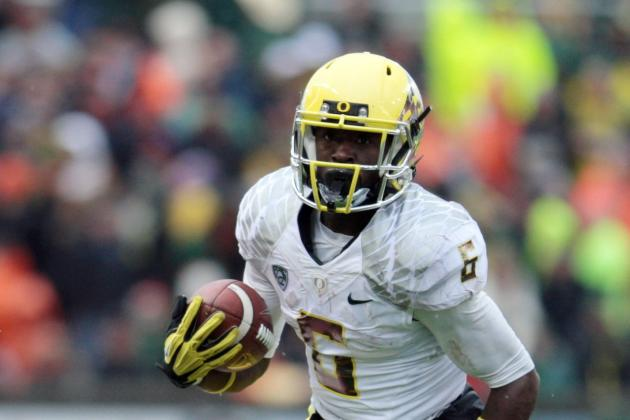 Ducks Energized by Their First Fiesta Bowl Practice