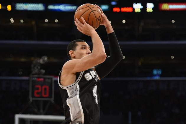 Danny Green, Patty Mills Both Cleared to Play Tonight vs. Rockets