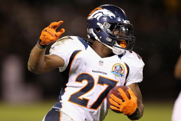 Breaking Down Knowshon Moreno's Week 14 Performance and Status Moving Forward