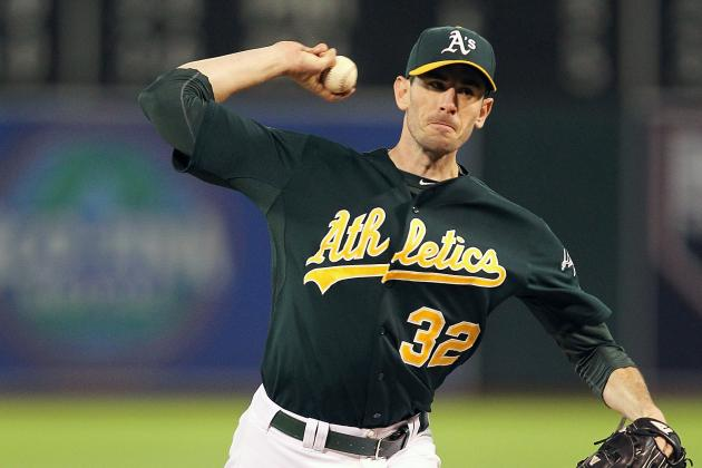 Oakland A's Lose Free-Agent Pitcher Brandon McCarthy to Diamondbacks