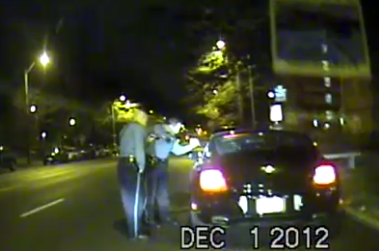 Police Release Video of Jovan Belcher Traffic Stop