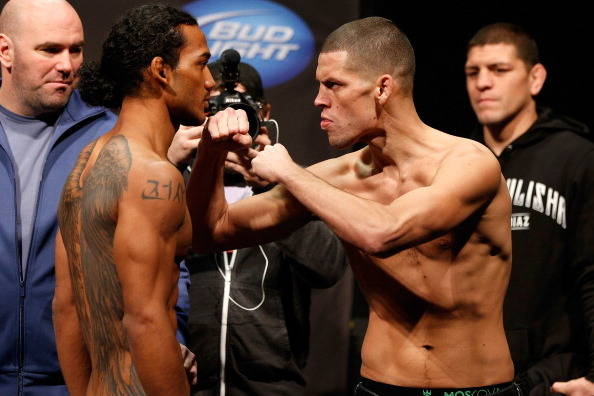 UFC on FOX 5 Weigh-in Results for Henderson vs. Diaz Fight Card