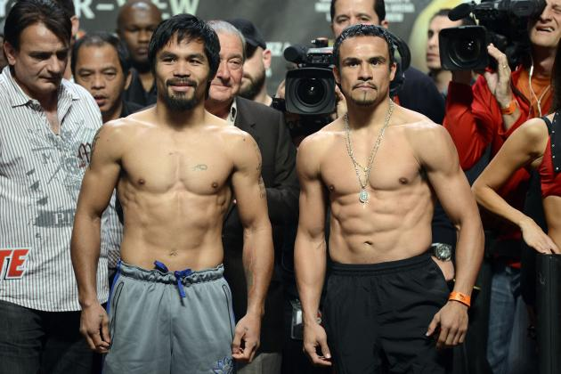 Pacquiao vs. Marquez Odds: What Vegas Is Saying About Complete Card