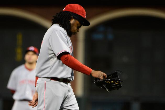 Johnny Cueto Cleared to Begin Throwing