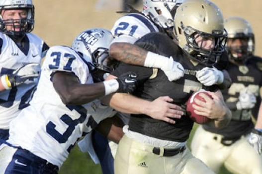No. 9 Wofford Travels to Face Defending FCS National Champion in Quarterfinals