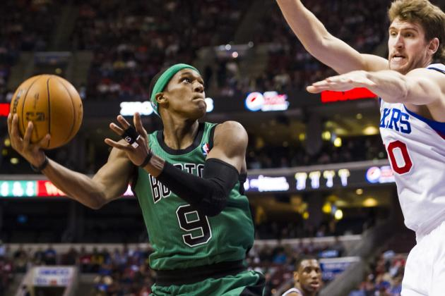 Twitter Reaction to Rajon Rondo's Rollercoaster Return to Boston Celtics
