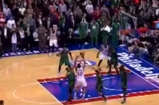 Video: Evan Turner Goes Iso, Hits Game Winner vs. Celtics