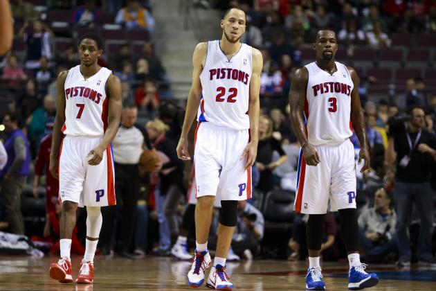 Pistons Crumble Under the Weight of Joakim Noah, Chicago Bulls' Rebounding