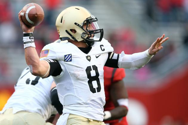 Army-Navy Game 2012: How Black Knights Can Pull Upset vs. Midshipmen