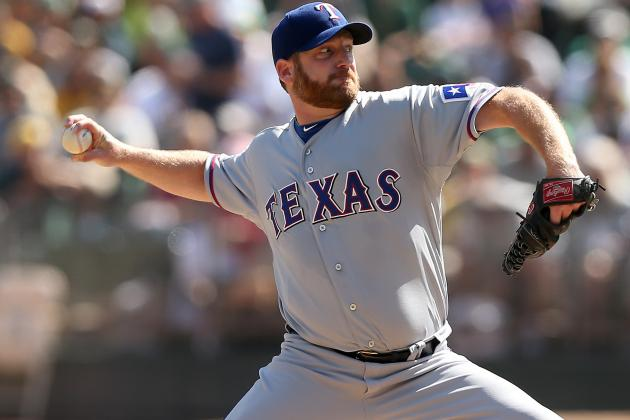 Ryan Dempster Turns Down Two-Year, $25 Million Deal from Red Sox