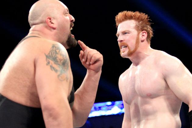 Sheamus vs. Big Show Will Deliver in the Absence of CM Punk vs Ryback at WWE TLC