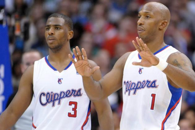 Chris Paul Looks to Be More Aggressive