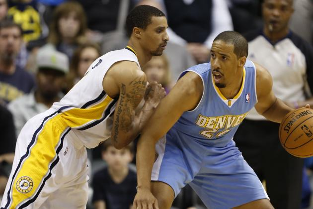 Denver Nuggets get past Indiana Pacers 92-89, improve to .500