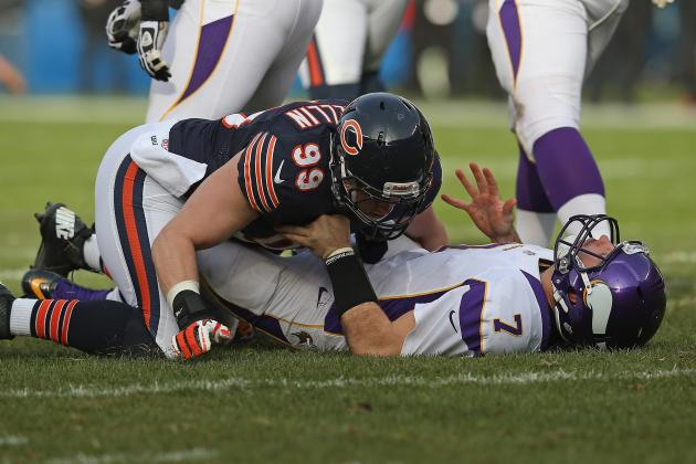 Bears vs Vikings: Bears Need to Run Ahead Early, Apply Pressure to Ponder