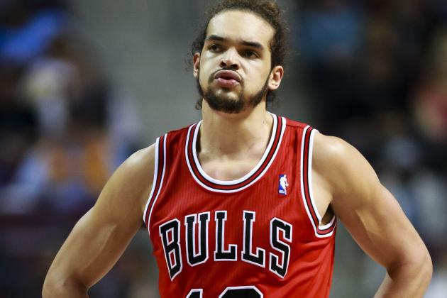 Noah Has Career Night When Bulls Need It