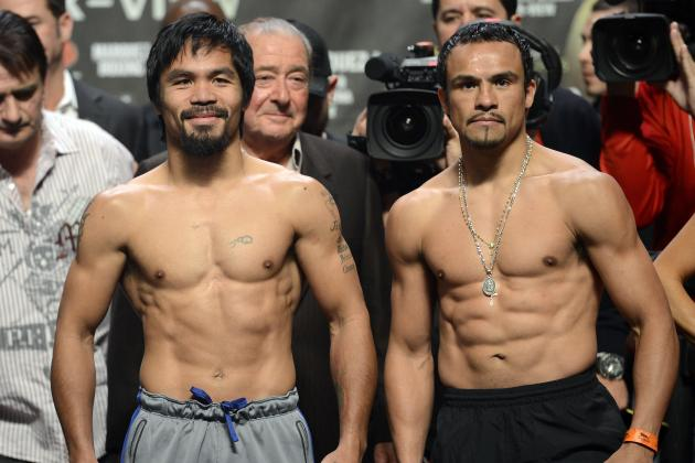 Pacquiao vs. Marquez Fight Time: Complete Guide to Tonight's Action