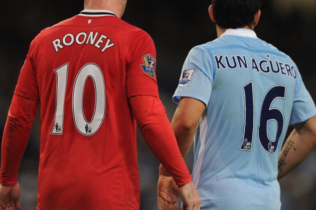 Manchester City vs. Manchester United: Latest Buildup, Team News, Twitter Talk