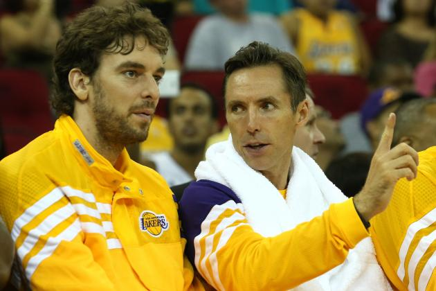 Nash Asked Lakers to Keep Gasol Before Signing