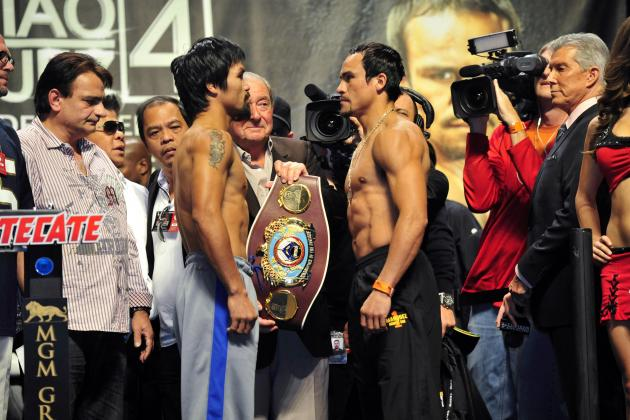 Pacquiao vs. Marquez: Will Sparring Knockdowns Equal KO Win for Pac-Man?