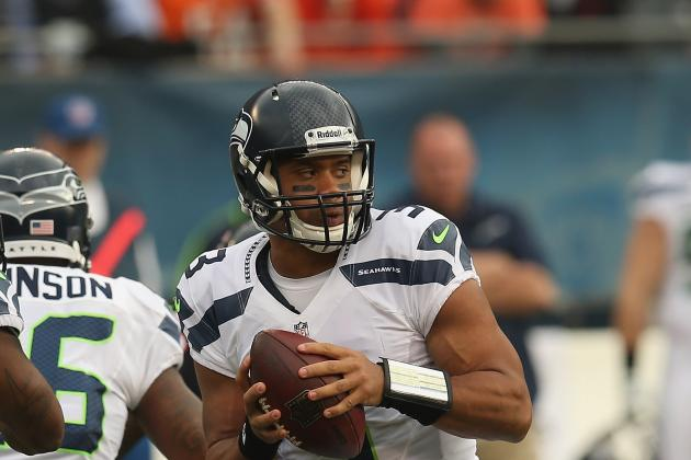 Russell Wilson Adds Another Award to His Rookie Resume