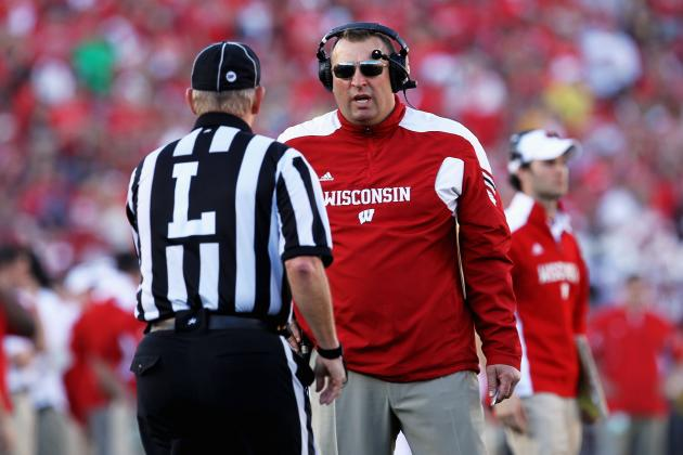 Razorbacks Sack Badgers with Bret Bielema's Final Audible in Wisconsin