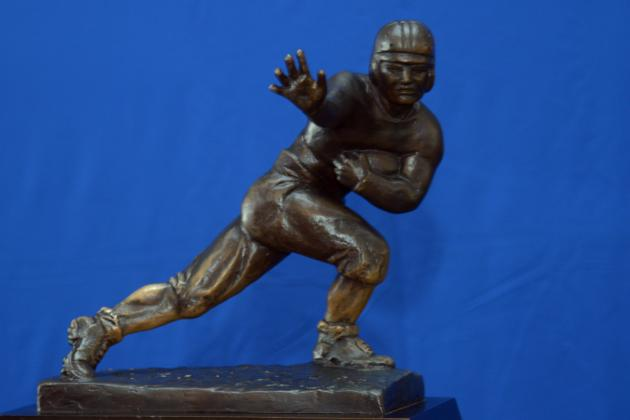 Heisman Trophy: Why Our Heisman Voter Cast Her Ballot for Johnny Manziel