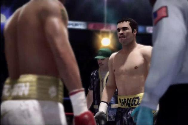 Manny Pacquiao vs. Juan Manuel Marquez IV: Fight Night Champion Sims Epic Battle
