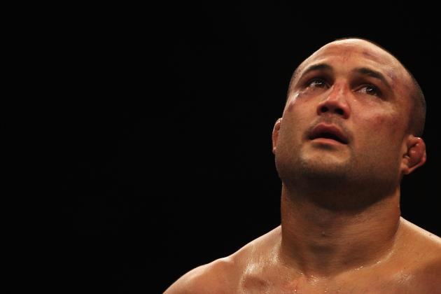 Motivated B.J. Penn Ready to Stop Rory MacDonald's Rise, Cement Legacy
