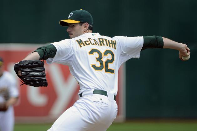 Arizona Diamondbacks Sign Pitcher Brandon McCarthy to a 2-Year Deal