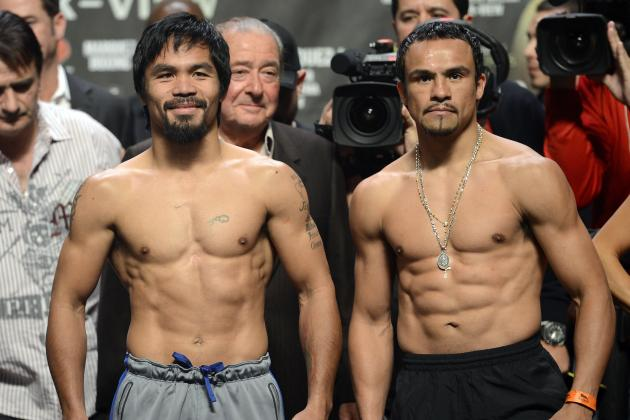 Pacquiao vs. Marquez 4: Final Projected Score Card for Epic Showdown