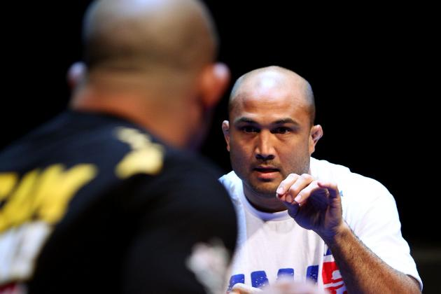 The Real Main Event: Why BJ Penn Is the Fighter Who Matters Most at UFC on Fox 5