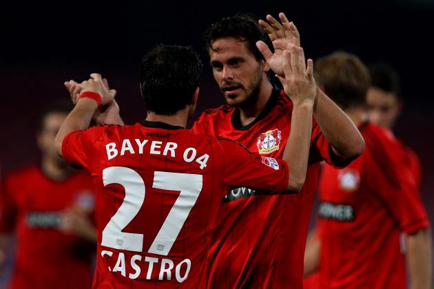 Leverkusen: Castro Deserves a Germany Recall for Spurring Werkself Charge