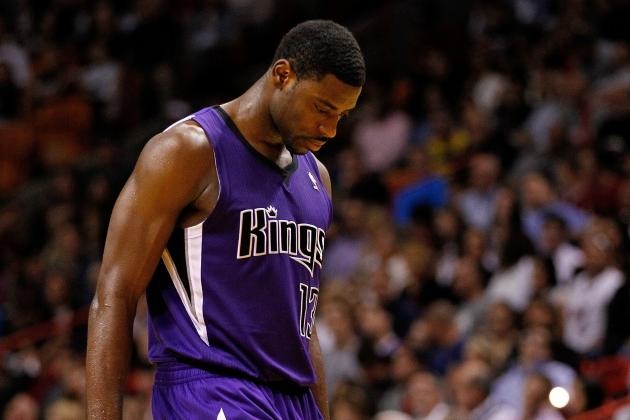 Tyreke Evans Undergoes Left Knee MRI, Results Negative