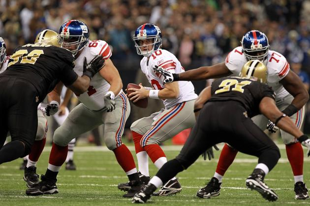 Saints vs. Giants: Recent Improvement on Defense Will Key Upset for New Orleans