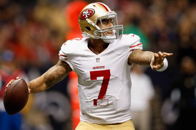 Colin Kaepernick: Niners QB Needs Rebound Game to Avoid Bay Area Panic