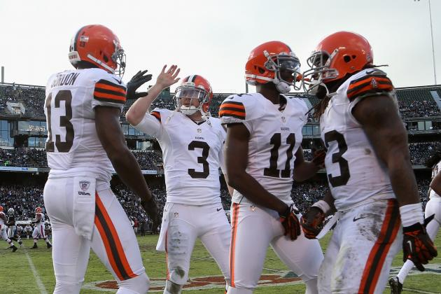 Cleveland Browns Can Still Make the Playoffs and the Week 14 NFL Lines