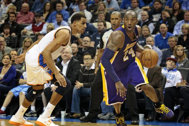 Los Angeles Lakers: Team Has 2 Quality Wins in 2012-13