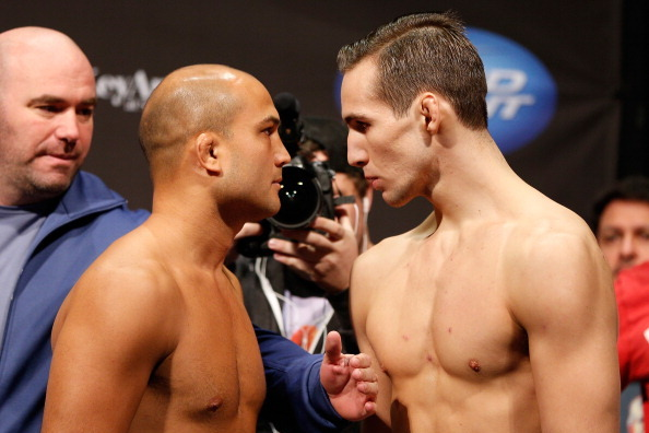 UFC on FOX 5: How BJ Penn Can Defeat Rory MacDonald