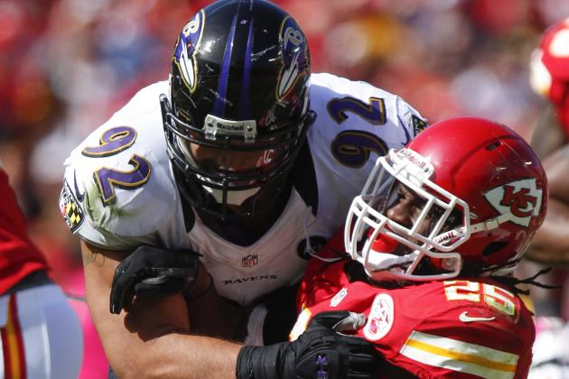 Haloti Ngata Getting Back to Player He Wants to Be