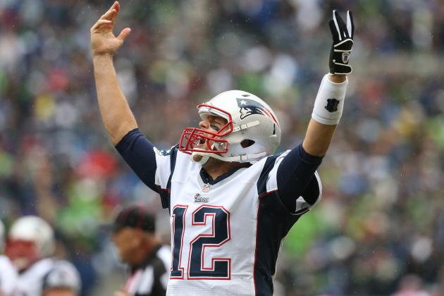 Why Tom Brady Is Still NFL's Top QB