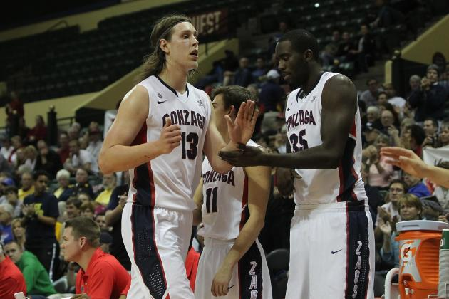 Chemistry, Balance Setting Gonzaga on Path to a Successful Season